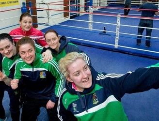 Grainne Walsh just one win away from a World Boxing Championship medal