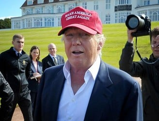 "Donald Trump tells PGA to get ""kidnapping insurance"" after moving WGC event to Mexico City"