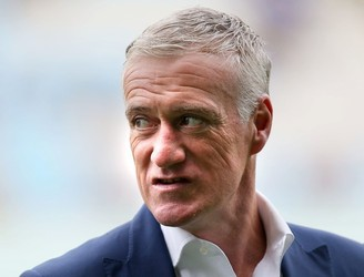 Didier Deschamps's French home vandalised amid accusations of racism