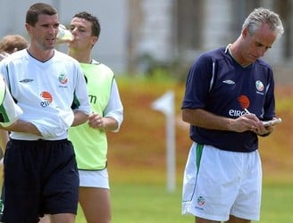 """No doubt lessons have been learnt"": Roy Keane's comments on the facilities in France touch on the Saipan episode"
