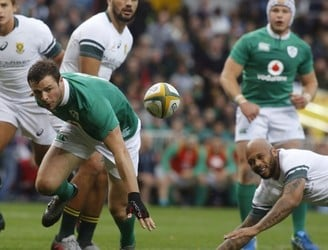 Joe Schmidt's side cap off a superb day for Irish rugby with a stunning win over South Africa