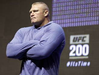 Brock Lesnar flagged for anti-doping violation after UFC200