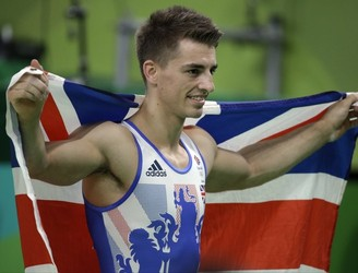 Max Whitlock seals two gold medals in an hour for Team Great Britain