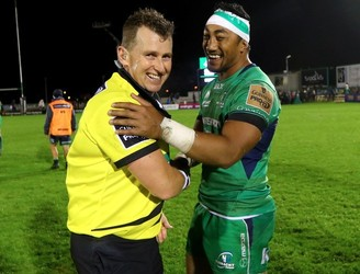 Twitter reacts to a superb Connacht performance which earns them a first Guinness PRO12 win of the new season