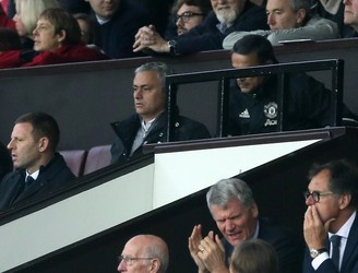 Jose Mourinho in danger of facing further sanctions after being sent to the stands during Burnley draw
