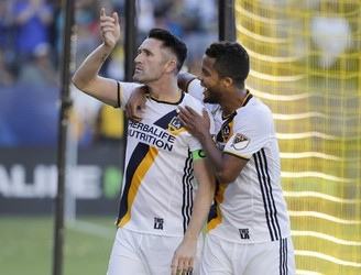 """Robbie is not happy with that"": LA Galaxy manager on Robbie Keane's reaction to being benched"