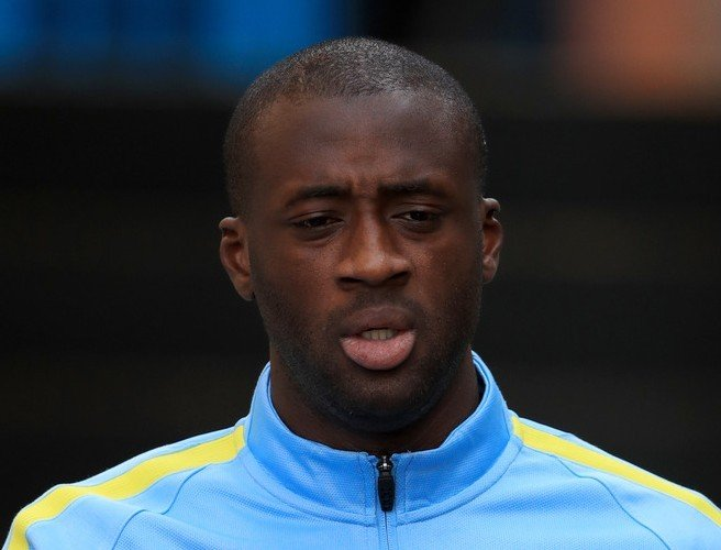 Man City's Yaya Toure charged with drink driving
