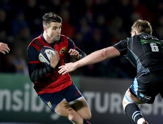 Munster face investigation over Conor Murray incident during Glasgow Warriors fixture