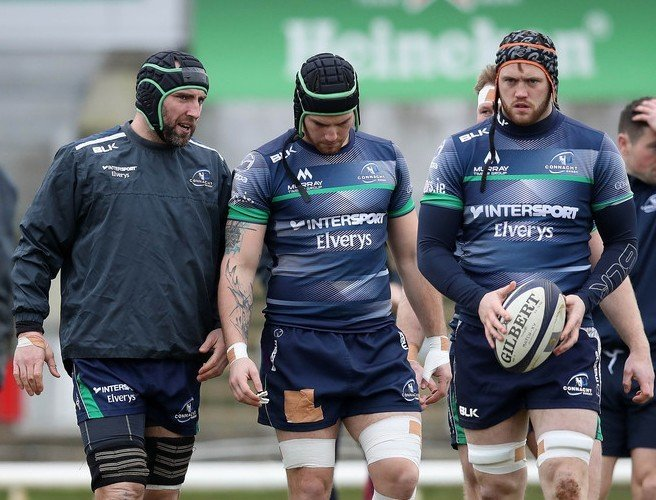 Pat Lam makes five changes to Connacht team to face Toulouse
